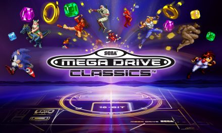 Take A Trip Down Memory Lane With The Sega Mega Drive Classics Collection!