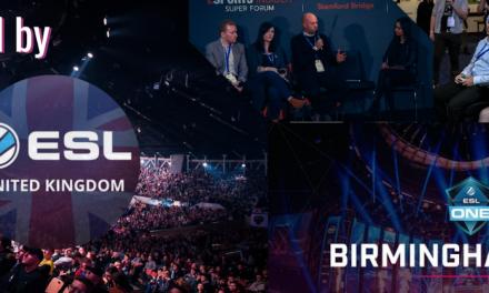 ESL UK and Esports Insider announce ESI Birmingham!