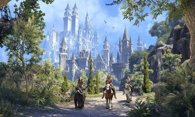 Summerset is finally open for business in Elder Scrolls Online