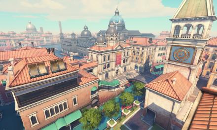 Alert! Alert! New Overwatch Map is Live