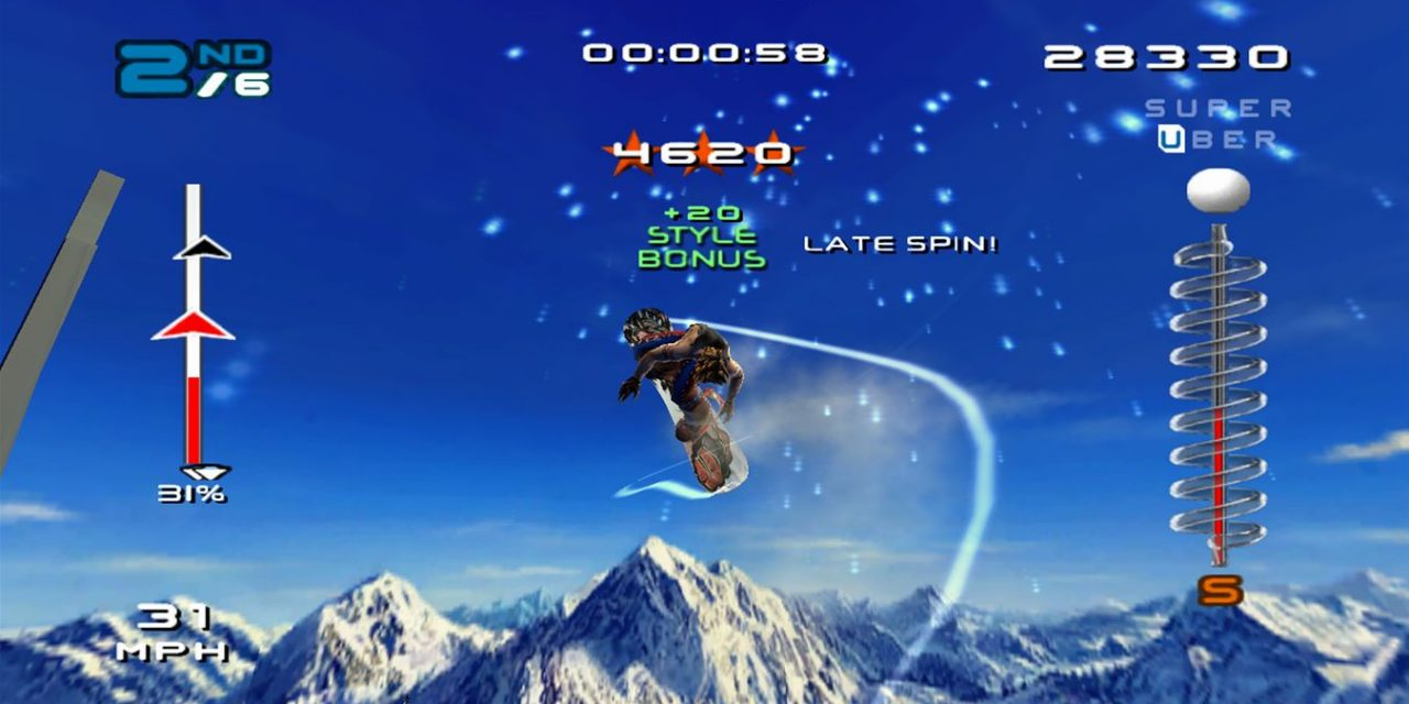 Blast From The Past Review: SSX 3