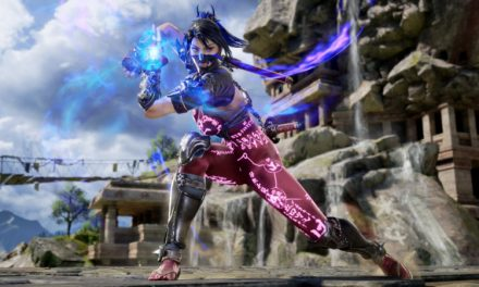 Another Fan Favorite Comes to Soul Calibur VI