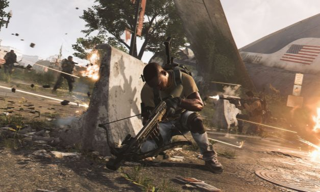The Division 2 Shows Off Its Multiplayer In A New Trailer