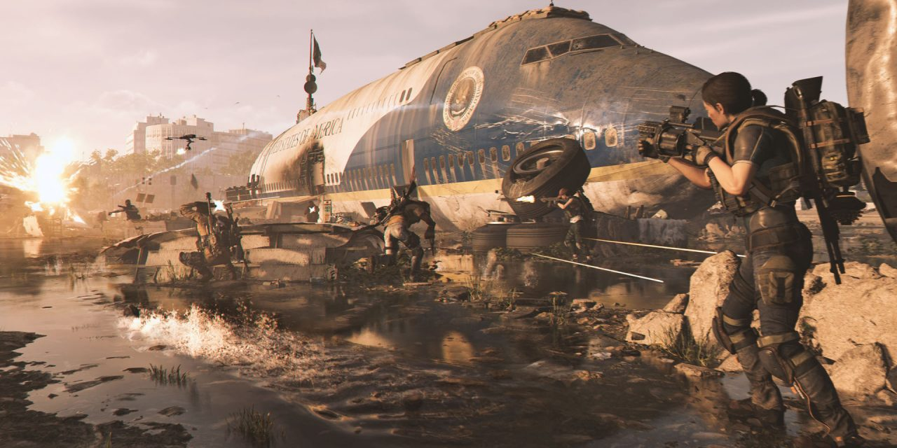 E3 2018: Division 2 shows off new gameplay