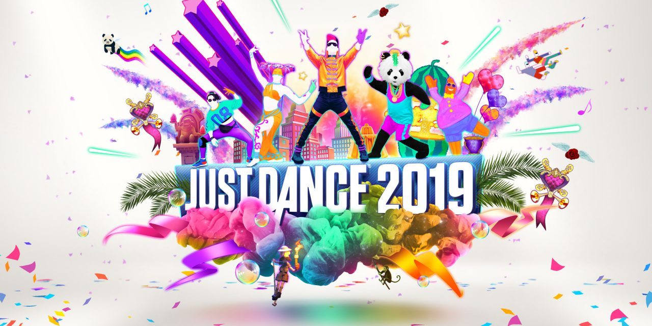 E3 2018: Just Dance 2019 announced with a dancing panda