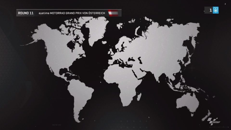 Grand Prix World Map