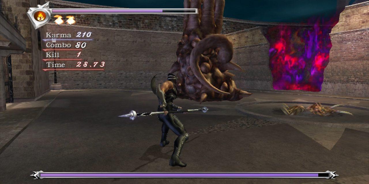 Blast From The Past: Ninja Gaiden Black