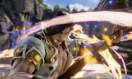 Nunchaku Wielding Warrior Maxi Returns To Soul Calibur 6