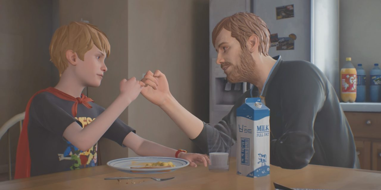 Review: The Awesome Adventures of Captain Spirit