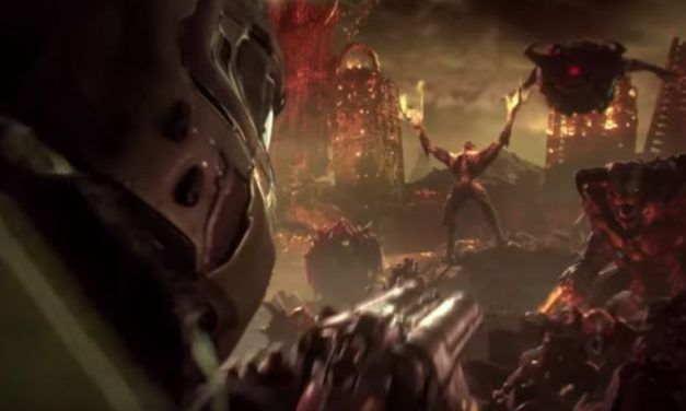 E3 2018 – Doom Eternal announced