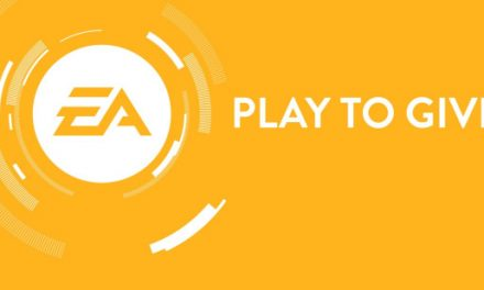 EA celebrate their work with Play to Give