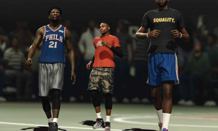 EA Announce NBA Live 19