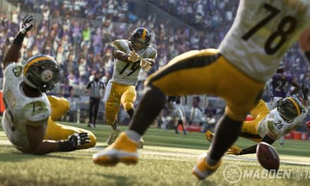 EA Show off New Madden NFL 19 Trailer