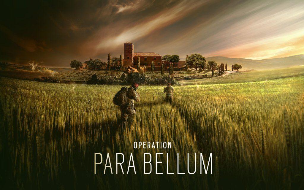 Operation Para Bellum has Landed