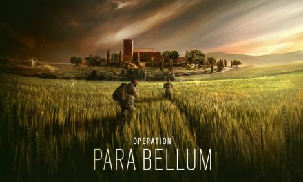 Operation Para Bellum has Landed