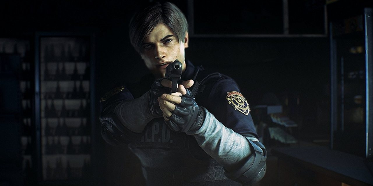 Resident Evil 2 Welcomes Claire Redfield To The Zombie Apocalypse