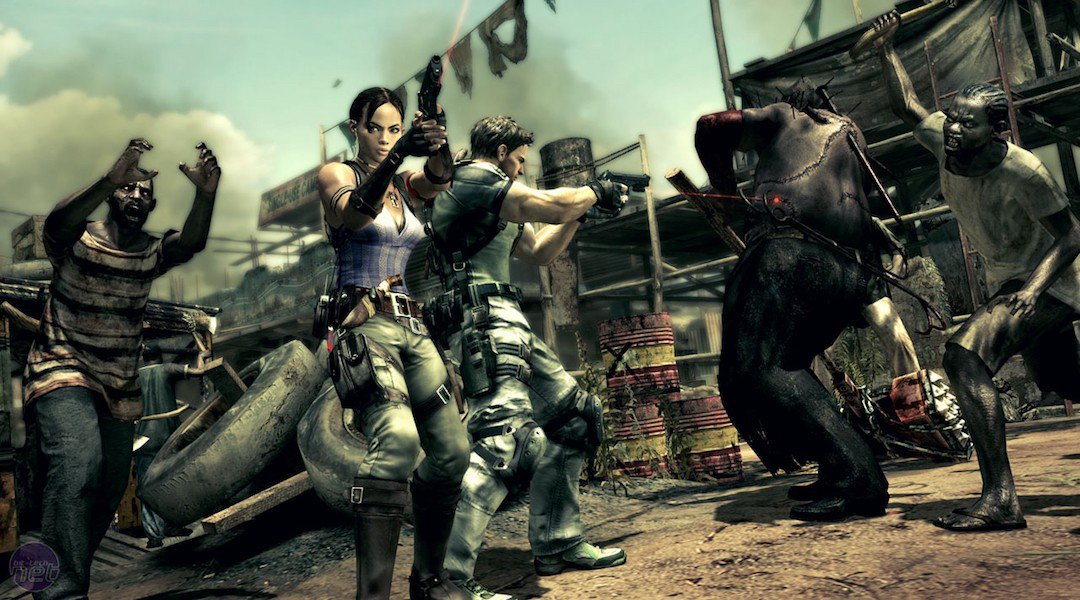 One Hour Tour: Resident Evil 5