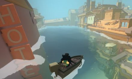EA Announce new indie game Sea of Solitude