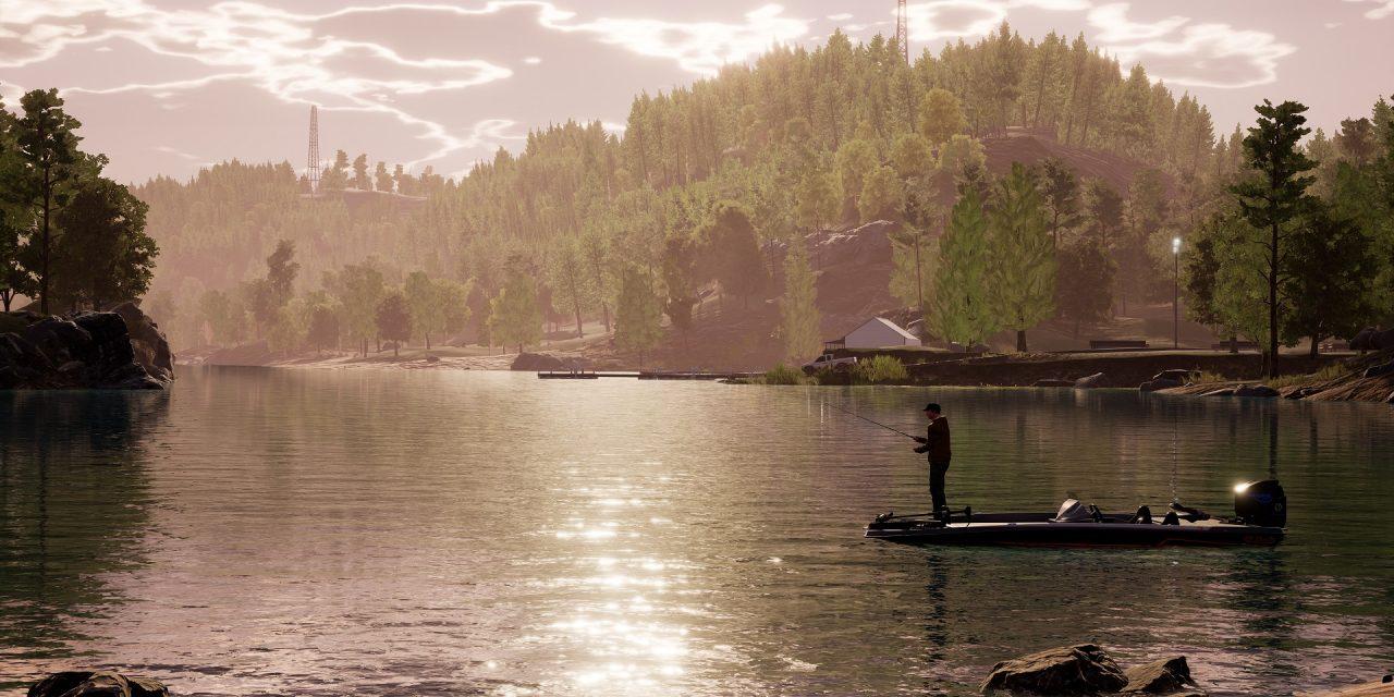 Get Ready for Fishing Sim World!