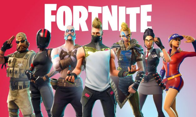 Fortnite on Switch won't require Switch Online