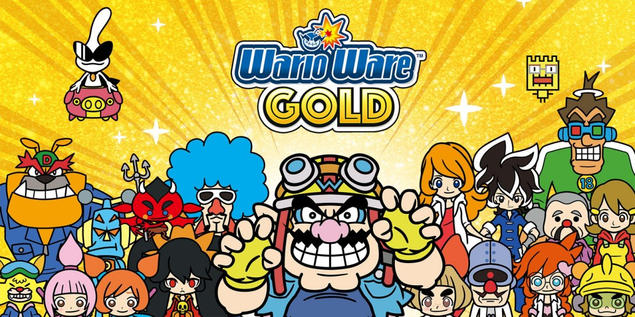 A Free WarioWare Gold Demo is Now Available on the eShop