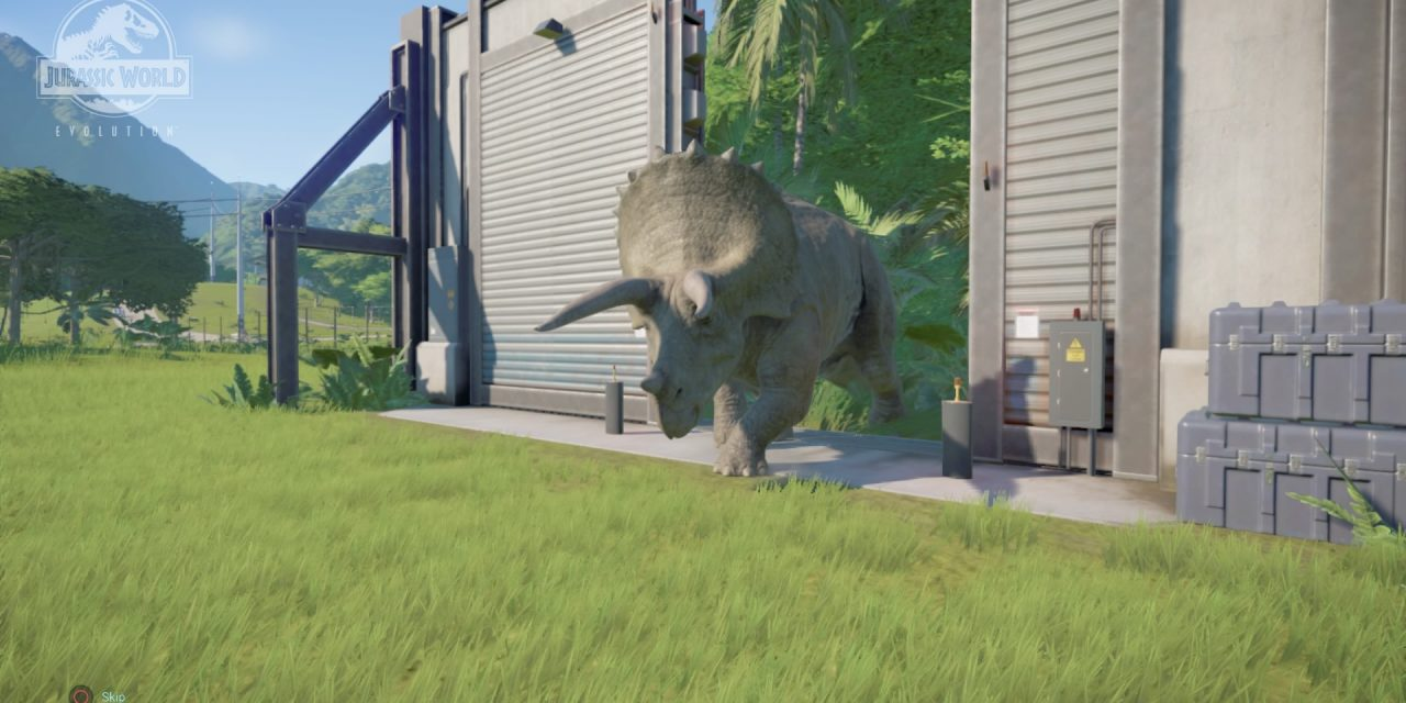 Review: Jurassic World Evolution