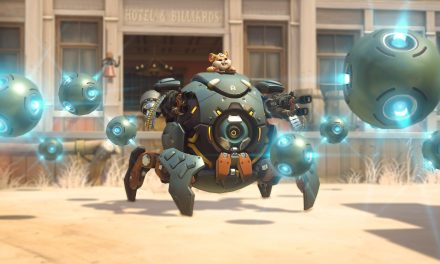 Overwatch's Wrecking Ball Swings Into Action