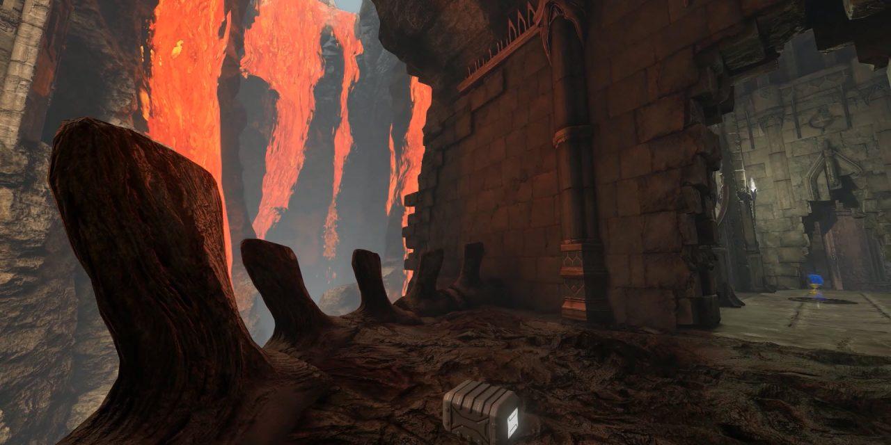 Quake Champions: New Molten Falls Arena Now Live In-game!