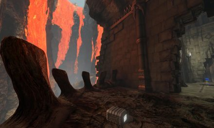 Quake Champions: New Molten Falls Arena Now Live In-game!