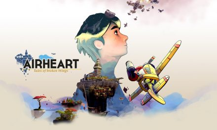 Review: Airheart: Tales of Broken Wings