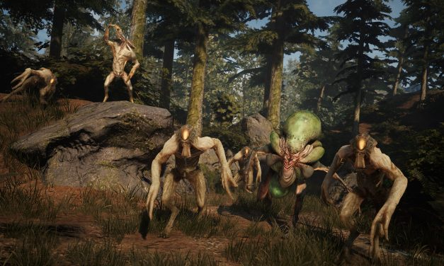 Review: Earthfall