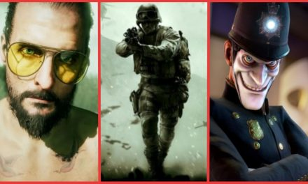 The Weekly News Roundup: Call of Duty, Far Cry 5, and We Happy Few