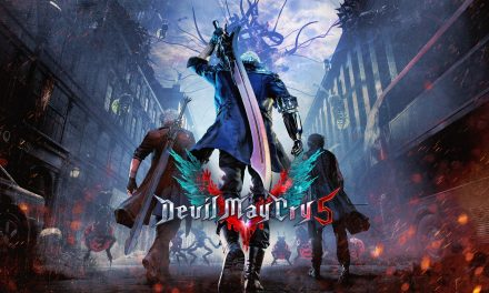 The Stylish Devil May Cry 5 Is Coming March 2019!