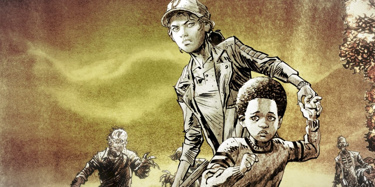 The Walking Dead: The Complete First Season shuffles its way to Nintendo Switch
