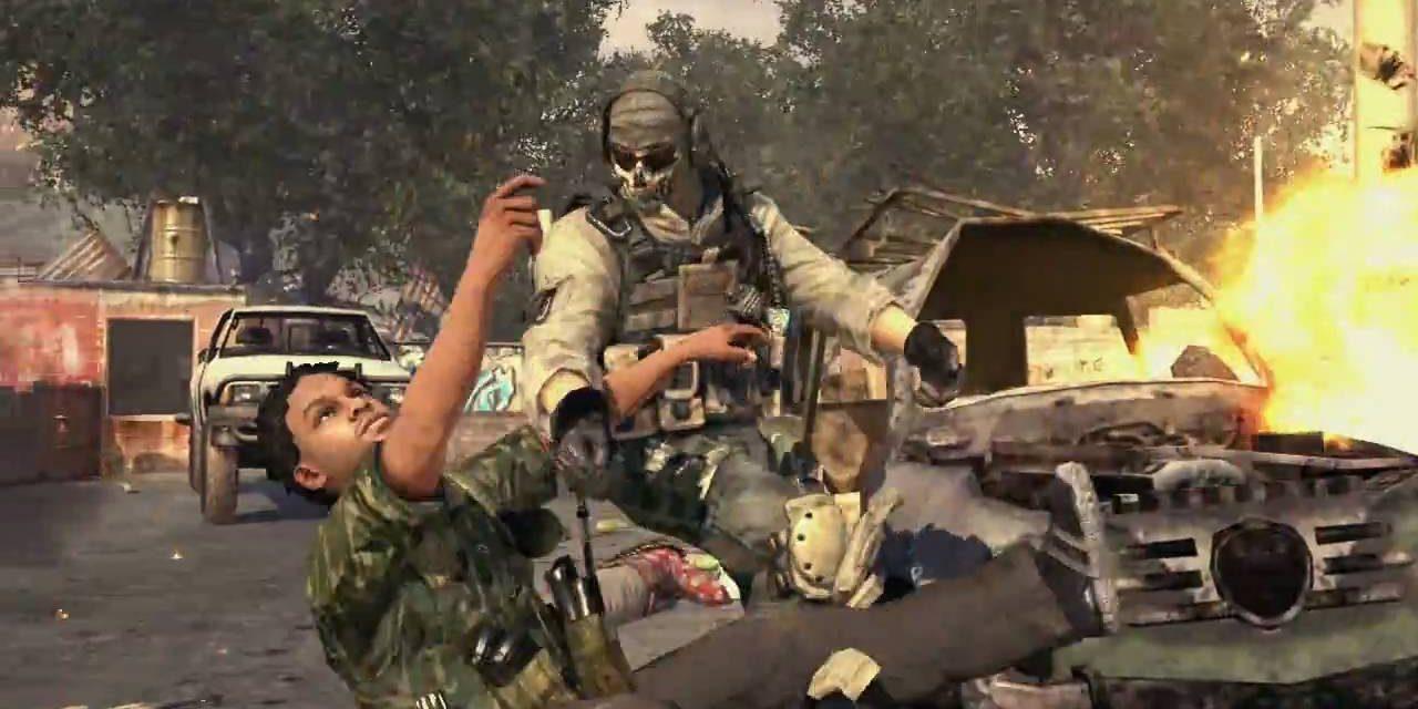 Modern Warfare 2 gets the backwards compatibility treatment