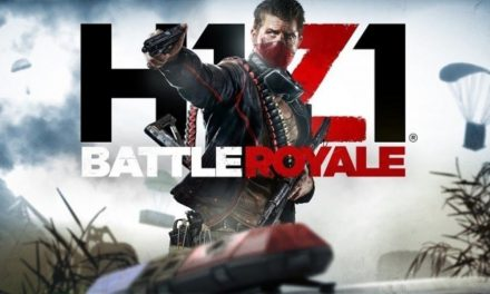 Battle-Royale H1Z1 gets updated for the PS4.