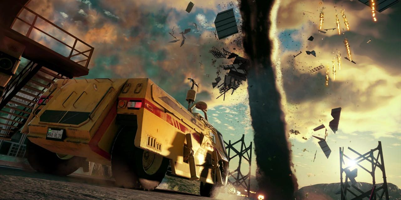 """Just Cause 4's new """"Deep Dive"""" trailer wants you to unleash your creativity"""