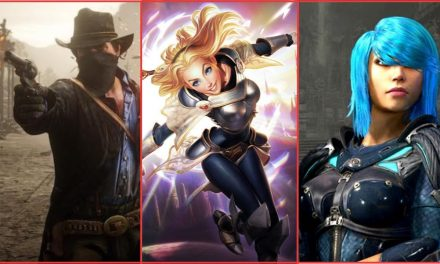 The Weekly News Roundup: Red Dead 2, Quake Champions, and Riot Games