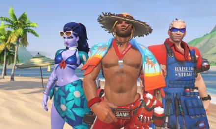 Get Your Overwatch Summer Games 2018 Loot