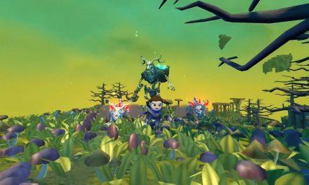 Villainous update arrives for Portal Knights