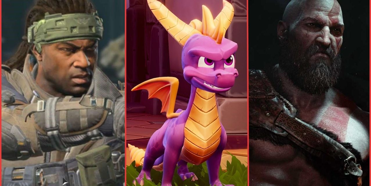 The Weekly News Roundup: Spyro, Black Ops 4, and The Initiative