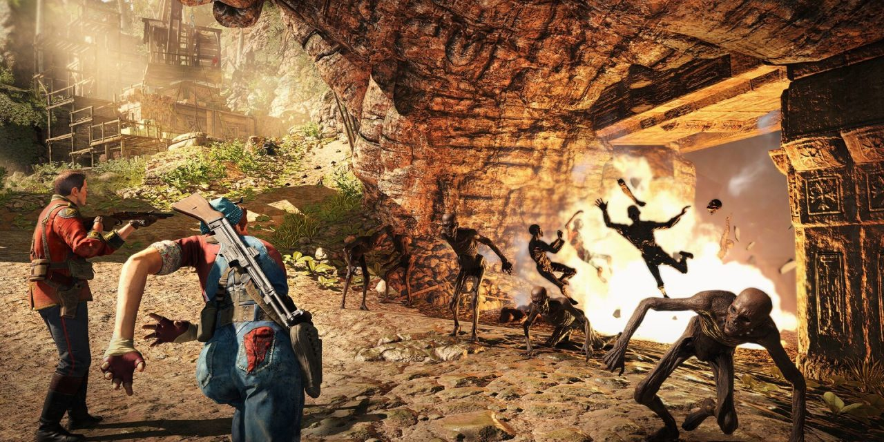 Strange Brigade gets two new modes in a free update arriving next week