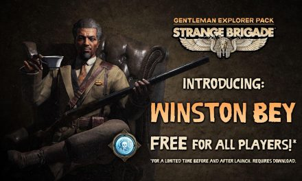 Strange Brigade Introduces Fifth Character – Free at Launch
