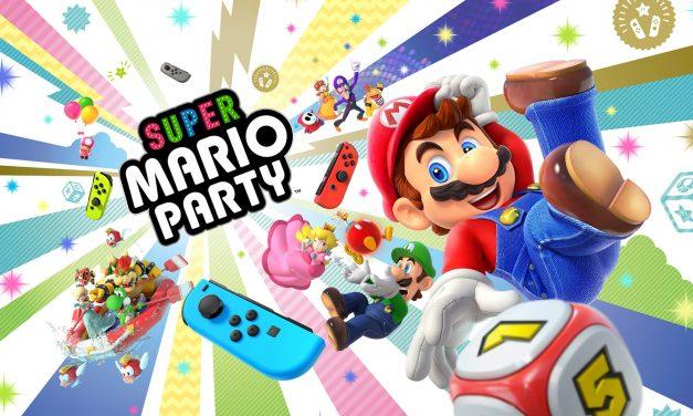 Nintendo Releases its Gamescom Plan Featuring Super Mario Party