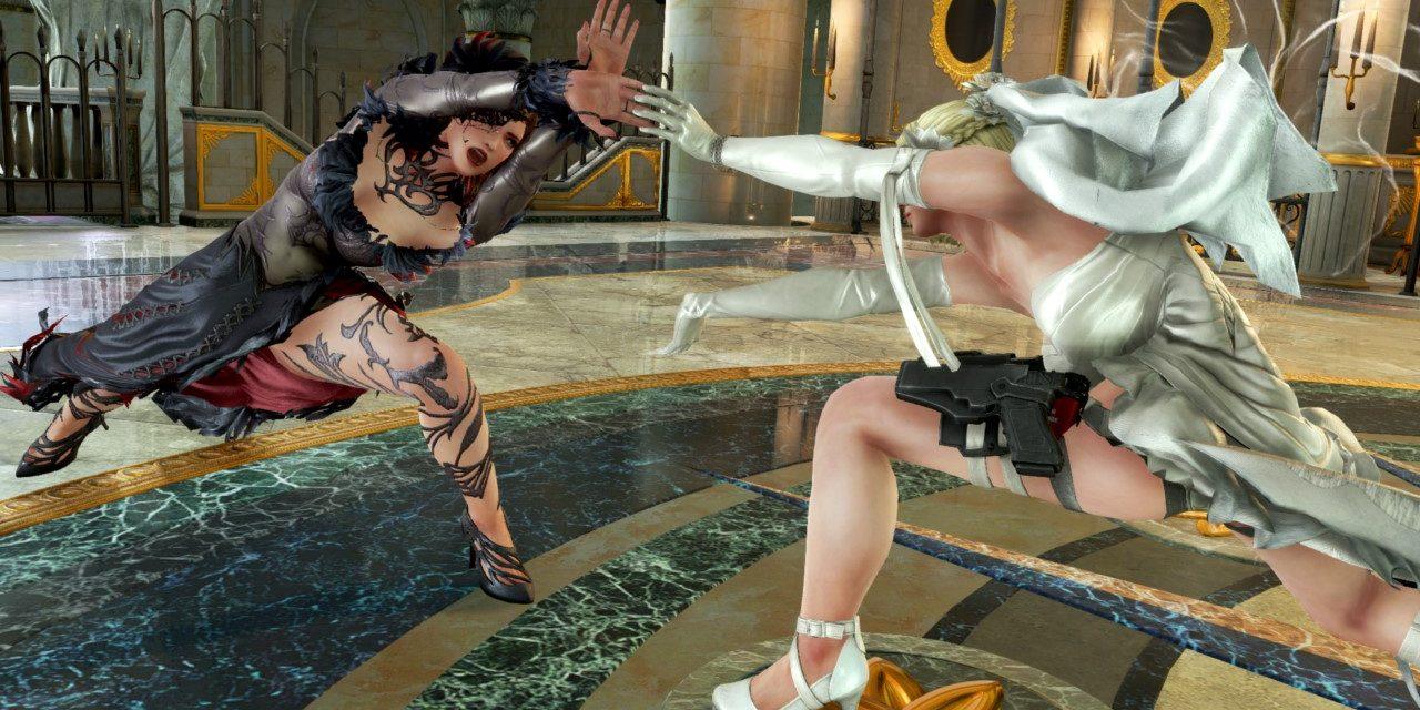 Anna Williams and Lei Wulong return to Tekken 7