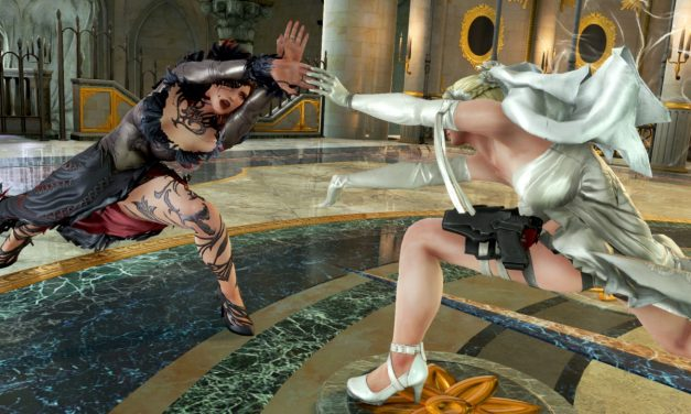 Anna Williams and Lei Wulong return to Tekken 7