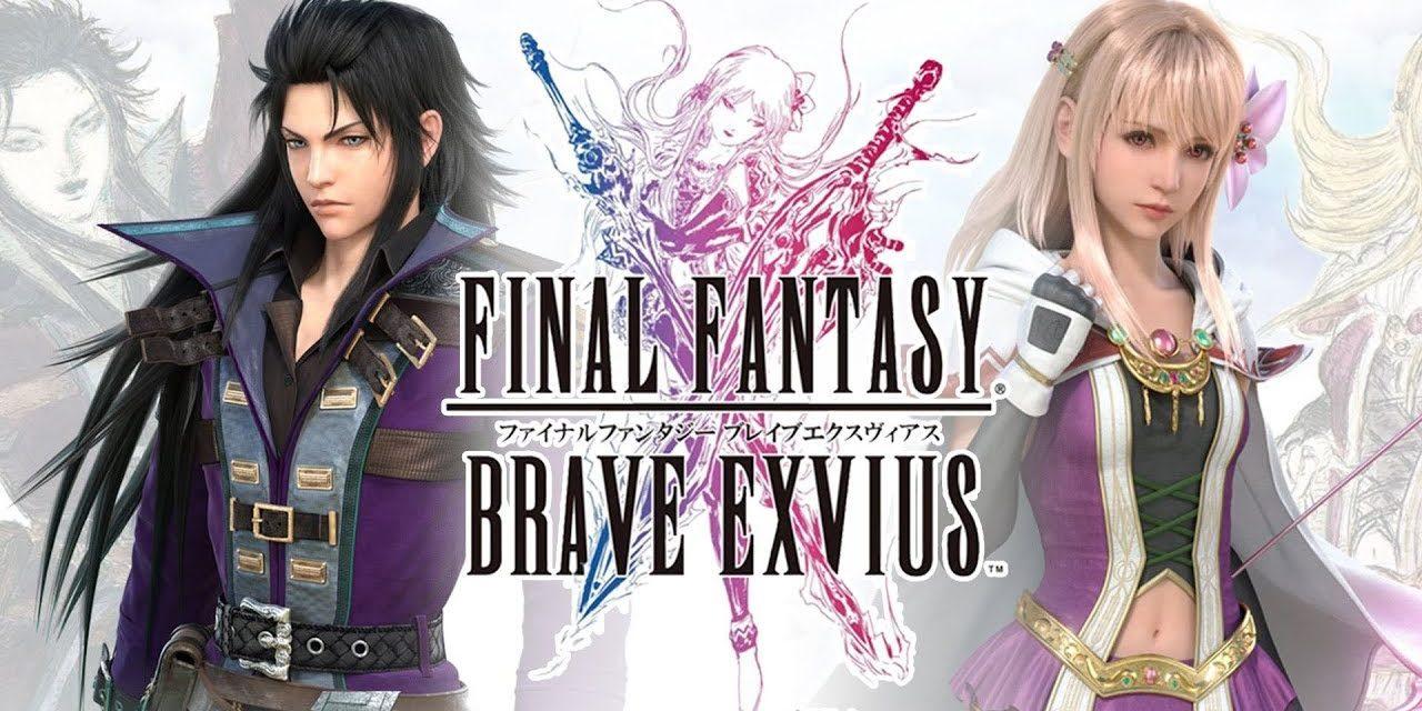 Final Fantasy Brave Exvius Gets Some Dragon Quest Collaboration Content