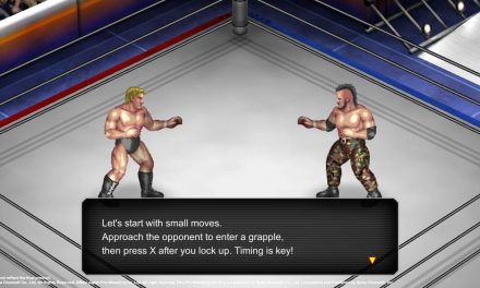 Get in The Ring With Fire Pro Wrestling!