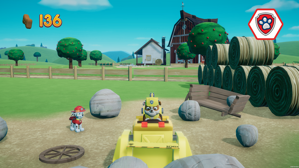 Get Your First Look At PAW Patrol: On A Roll