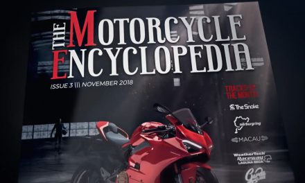 View The New Ride 3 Motorcycle Encyclopedia Trailer
